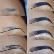 this tutorial will show you how to properly shape and fake the perfect eyebrows learn how to get full cara delevingne worthy eyebrows with the simple