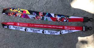 """Jason Rechtman on Twitter: """"If the #E3 lanyard is any indication, the final  name of #SmashBros is... Super Smash Bros.… """""""