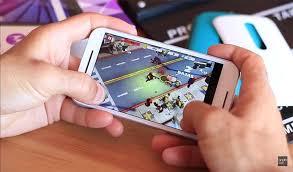 Para ver las aplicaciones que tiene, vaya a la pantalla principal y deslice desde la parte inferior de la pantalla. Los Mejores Juegos Para Tu Movil Motorola Lg Y Nokia Que Puedes Descargar Desde Google Play Mira Como Hacerlo