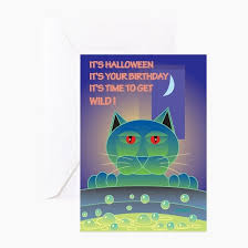 halloween birthday greeting 52 awesome collection of funny halloween birthday cards birthday ideas