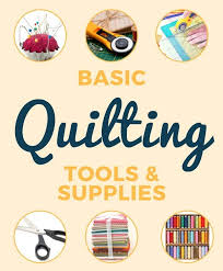 Quilting Supplies for Beginners & 8 Basic Quilting Tools For Beginners Adamdwight.com