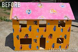 Homemade dollhouse furniture Toddler Diy Dollhouse Makeover Lansdowne Life Modern Diy Dollhouse With Homemade Furniture part Of