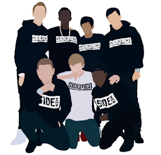 sidemen book drawing of ethan sidemen ethan dope of sidemen book drawing of ethan