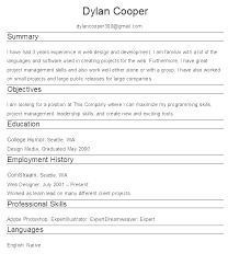 Do A Resume Online For Free Create Free Resumes Create Free Resume