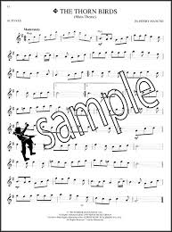 alto sax pink panther sheet music henry mancini instrumental play along alto saxophone music book cd