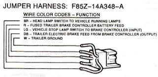 ford f trailer wiring diagram wirdig ford super duty trailer wiring diagram moreover 1993 ford f 250 wiring