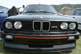BMW M3 E30 (1986-1992), характеристики и фотографии Mpower.by
