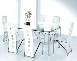 contemporary glass top dining room sets. Modern Glass Dining Room Table Contemporary Furniture Sets With Top T