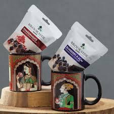 raja rani personalized mug chocolate her