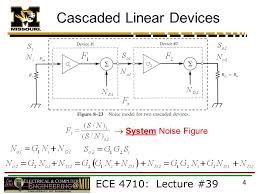 cascaded linear devices