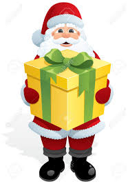 Image result for green yellow santa claus