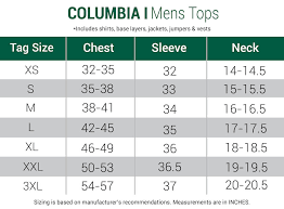 Columbia Vest Size Chart Columbia Golf Omni Wick Explorer Vest Collegiate Navy