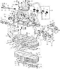 Image of engine head diagram full size