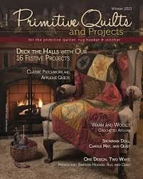 Linen Closet Quilts: Primitive Quilts and Projects & Primitive Quilts and Projects. Here we are at the end of September already!  The winter issue of Prim. Quilts and Projects will be shipping out mid  October. Adamdwight.com