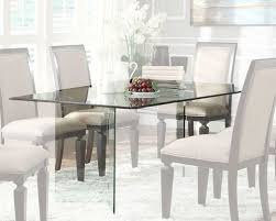 rectangle glass dining room table. Rectangle Glass Dining Room Table C