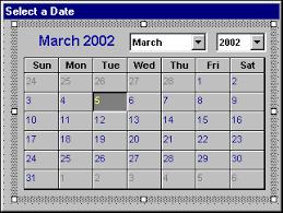 Make Calendar In Excel Vba Tips A Pop Up Calendar For Excel