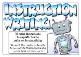 Writing Instructions Template How To Look After Your Heart Instructions Template Teaching Ideas