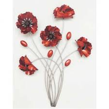 modern ideas poppy wall art red poppies metal wall art furniture point nz  on bunch of poppies metal wall art with exquisite decoration poppy wall art metal red flower bunch wall