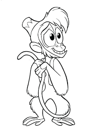 Disney Characters Coloring Pages Pictures Of Characters To Print All