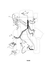 Pretty craftsman lt1000 mower wiring diagram ideas electrical