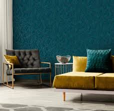 Shop wallpaper, Wall coverings