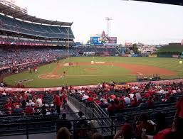 Angel Stadium Of Anaheim Section 222 Seat Views Seatgeek