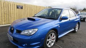 Review & Test Drive: 2007 Subaru Impreza WRX 2.5 - YouTube
