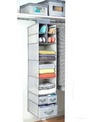 hanging closet organizer with drawers. Hanging Closet Drawers Round Organizer With Gray Warm Regarding 6 Storage Bins