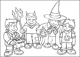 Create your own coloring book for kids of all ages. Halloween Colouring Pages For Kids Free Printables