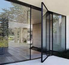 pivot doors patio doors