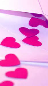 HD Wallpaper Pink Love iPhone - 2021 3D ...