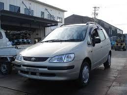 1998 Toyota Corolla Spacio Pictures