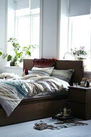 bedroom design tool. Ikea Bedroom Design High Bed Frame 4 Storage Boxes Brown Stained Ash Veneer . Tool
