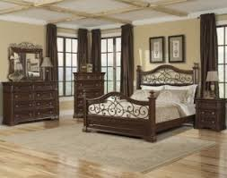 iron and wood bedroom furniture.  and elegant panel bed made of wood and metal headboard footboard is  decorated with sophisticated inside iron and wood bedroom furniture m