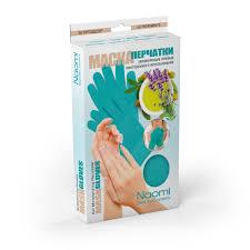 <b>Naomi Маска-перчатки увлажняющие</b> гелевые многоразового ...