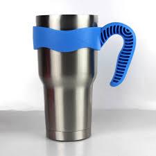 yeti mug handle bold blue handle for yeti rambler 30 oz tumblers rtic ozark trail and yeti mug handle