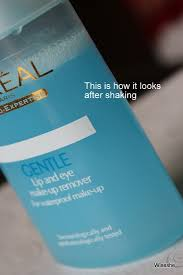 l oreal gentle lip eye makeup remover review l oreal phase makeup