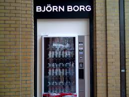 Underwear Vending Machine Amazing Bjorn Borg Underwear Vending Machine Eindhoven Cool Fashion