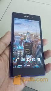 sony xperia z1 purple. sony xperia z1 4g c69 handphone 3571209 purple