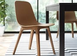 white chairs ikea chair. Modren Chair ODGER Chair Brown Throughout White Chairs Ikea Chair S