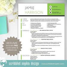 10 Best Stand Out Resume Templates Images On Pinterest | Resume ...