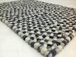 felted wool rug pad