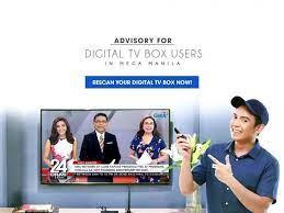 Digital Tv | GMA Network Advisory: Rescan digital TV box now - Rescan  Digital Tv