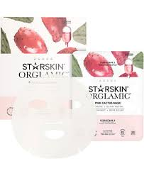 <b>STARSKIN Orglamic Pink Cactus</b> Mask & Reviews - Skin Care ...