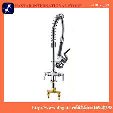 2018 Mini Pre Rinse Faucet Industrial Kitchen Faucet Sprayer