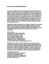 act scene macbeth analysis essay thesis custom writing service act 1 scene 4 macbeth analysis essay