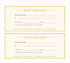 gift certificates format 10 formatted gift border and psd certificate templates