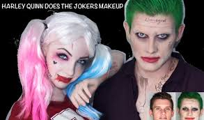 the joker makeup tutorial by harley quinn squad biannca rose you