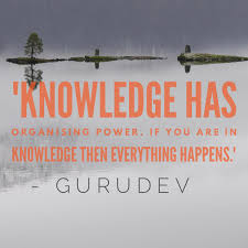 Knowledge Is Power Quote New The Art Of Living On Twitter Knowledge Has Organising Power If