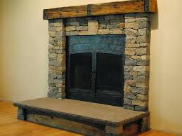 natural stone fireplace surround kits northern design home full color castle cutters